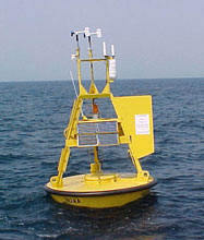 NOAA weather buoy